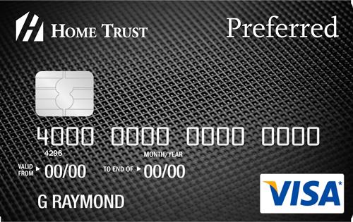 Preferred Visa Card – Home Trust