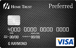 Credit cards home trust home trust preferred visa card reheart Image collections