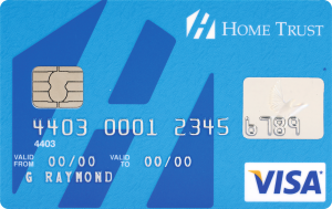 Secured Visa Card – Home Trust
