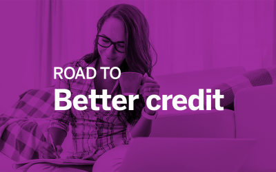 Road to Better Credit blog post feature image